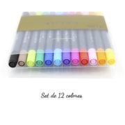 brush pen sta 12 un