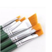 set pincel verde 1